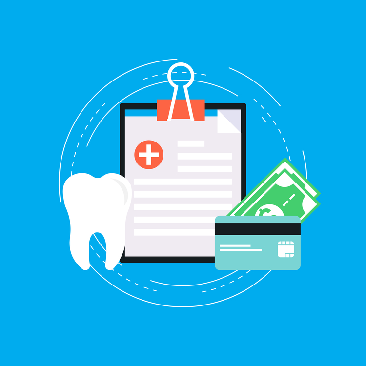 歯科訪問診療にかかる費用の内訳