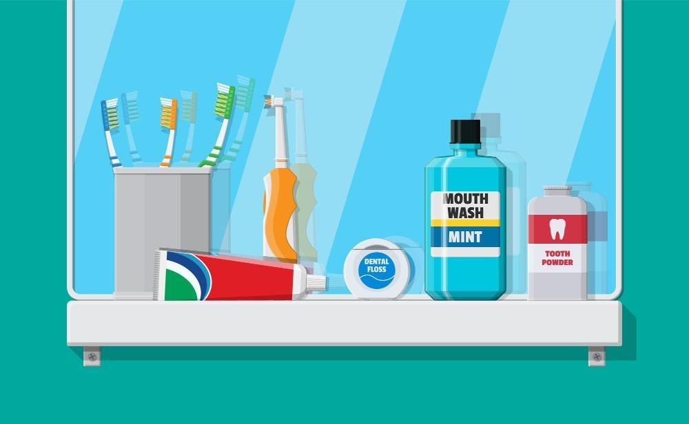 インフルエンザ予防につながる口腔ケア
