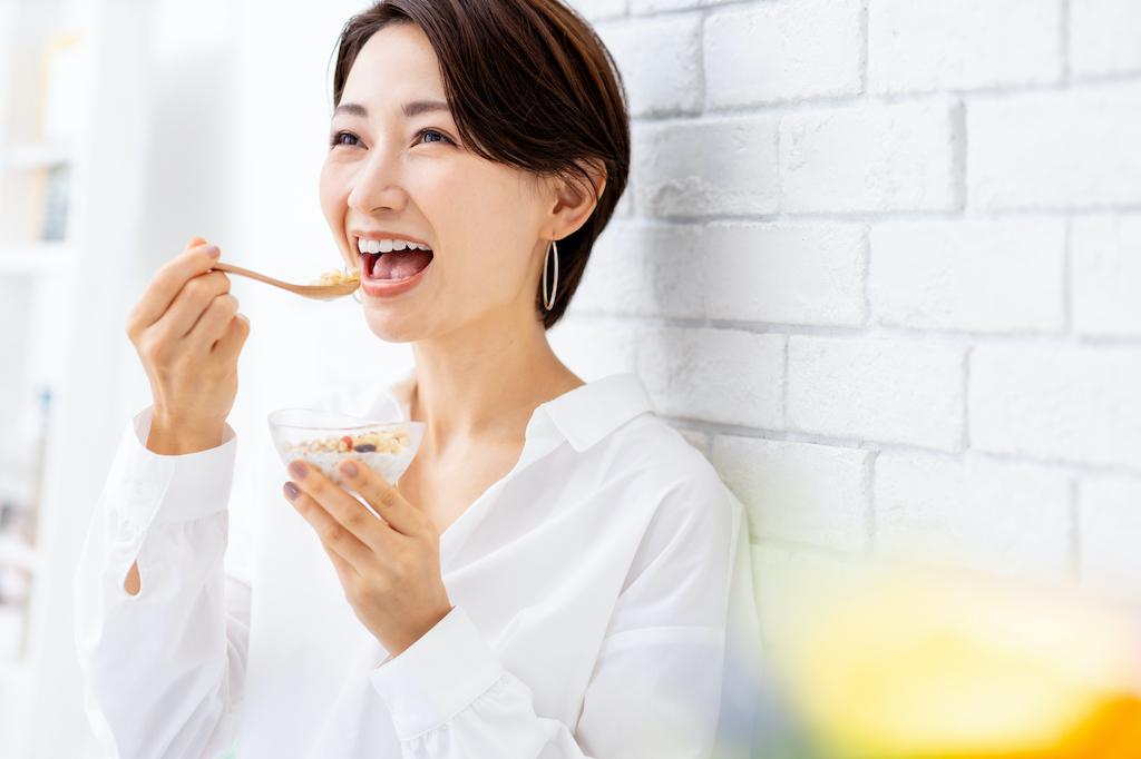 虫歯治療後におすすめの食べ物