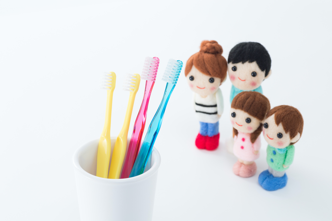 子どもの歯ブラシの選び方