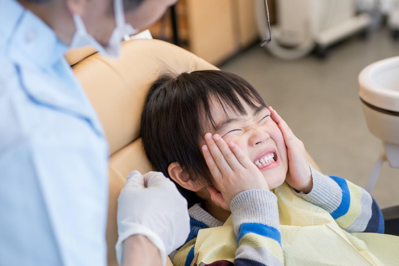 子どもを歯科検診に連れて行く際の注意点